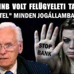"""MNB VOLT FELÜGYELETI TAG: """"DEVIZAHITEL"""" MINDEN JOGÁLLAMBAN CSALÁS!"""