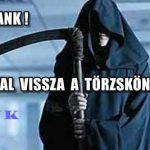 TOLVAJ BANK! AZONNAL VISSZA A TÖRZSKÖNYVET!