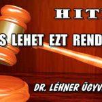 DR. LÉHNER ÜGYVÉDI IRODA-HITEL? ÍGY IS LEHET EZT RENDEZNI!