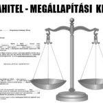 DEVIZAHITEL - MEGÁLLAPÍTÁSI KERESET.