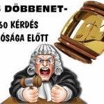 DEVIZÁS DÖBBENET-AZ UNIÓ BÍRÓSÁGA ELŐTT TÖBB MINT 60 KÉRDÉS FEKSZIK!