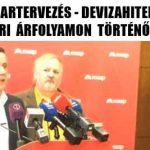 ÚJRATERVEZÉS-DEVIZAHITELEK:FELVÉTELKORI ÁRFOLYAMON TÖRTÉNŐ ÁTVÁLTÁS!