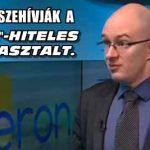 """ISMÉT ÖSSZEHÍVJÁK A """"DEVIZA""""-HITELES KEREKASZTALT."""