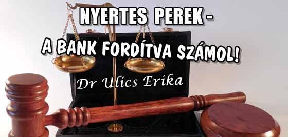 NYERTES PEREK-A BANK FORDÍTVA SZÁMOL!