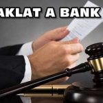 HA ZAKLAT A BANK!