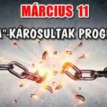 """MÁRCIUS 11 """"DEVIZA""""-KÁROSULTAK PROGRAMJA."""