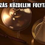 A DEVIZÁS KÜZDELEM FOLYTATÓDIK.
