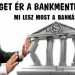 VÉGET ÉR A BANKMENTÉS. MI LESZ MOST A BANKÁROKKAL?