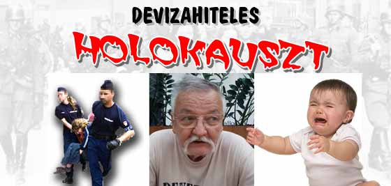 DEVIZAHITELES HOLOKAUSZT.