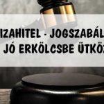DEVIZAHITEL-JOGSZABÁLYBA ÉS A JÓ ERKÖLCSBE ÜTKÖZIK!