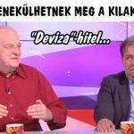 DEVIZAHITELEK - HATALMAS TÖMEG MENEKÜLHET MEG A KILAKOLTATÁSTÓL!