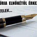 DEVIZAHITELEK-A KÚRIA ELNÖKÉTŐL ÉRKEZETT.