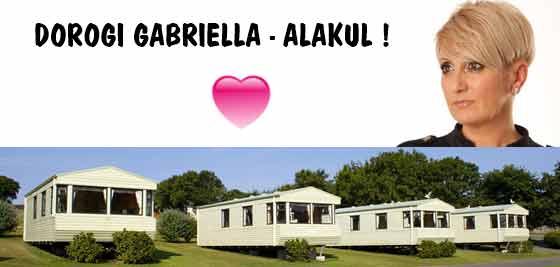 DOROGI GABRIELLA - ALAKUL.