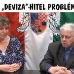 "VÉGE A ""DEVIZA""-HITEL PROBLÉMÁNAK?"