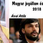 MAGYAR JOGÁLLAM ÉS DEMOKRÁCIA 2018.
