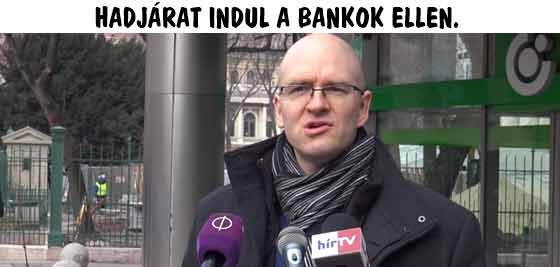 HADJÁRAT INDUL A BANKOK ELLEN.