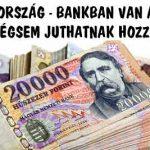 MAGYARORSZÁG-BANKBAN VAN A PÉNZÜK, MÉGSEM JUTHATNAK HOZZÁ!