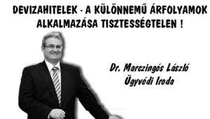 DEVIZAHITELEK - A KÜLÖNNEMŰ ÁRFOLYAMOK ALKALMAZÁSA TISZTESSÉGTELEN!
