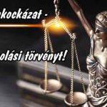 Árfolyamkockázat - új elszámolási törvényt!