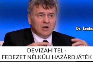 DEVIZAHITEL-FEDEZET NÉLKÜLI HAZÁRDJÁTÉK.