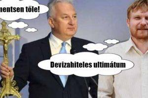 KETYEG AZ ULTIMÁTUM ÓRÁJA - MINDENT VISSZA!