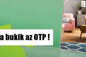 Újra bukik az OTP!