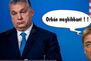 Gyurcsány azt állítja, hogy Orbán meghibbant!