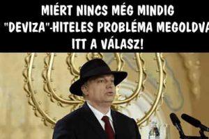 """MIÉRT NINCS MÉG MINDIG A """"DEVIZA""""-HITELES PROBLÉMA MEGOLDVA? ITT A VÁLASZ!"""