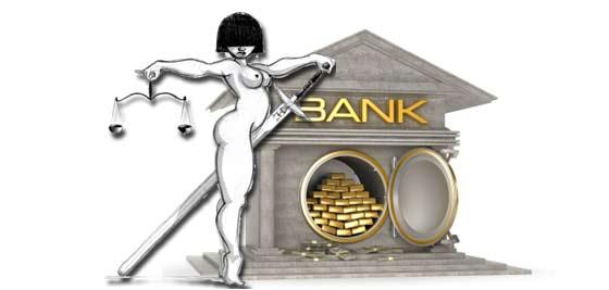 A magyar bíróságok a bankokat és a hatalmon lévő politikát szolgálják
