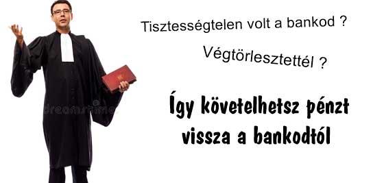 Nemzeti Civil Kontroll, devizahitel, Dr. Szabó V. László ügyvéd, Devizahitel - Így követelhetsz pénzt vissza a bankodtól