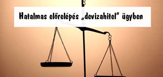 """devizahitel, Dr. Szabó V László ügyvéd, Nemzeti Civil Kontroll, Hatalmas előrelépés """"devizahitel"""" ügyben"""